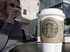 The strawberries-and-cream Frappuccino at Starbucks contains an extract from cochineal, which is used to give the beverage a reddish tinge. (Paul Sakuma/Associated Press)